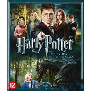 Harry Potter 5 - De orde van de Feniks (Blu-ray)