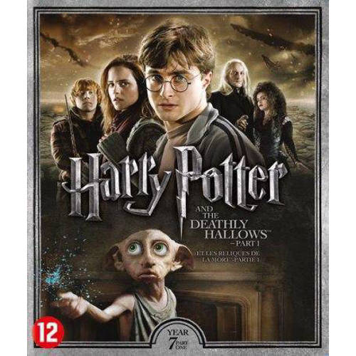 Harry Potter year 7 - The deathly hallows part 1 (Blu-ray) kopen