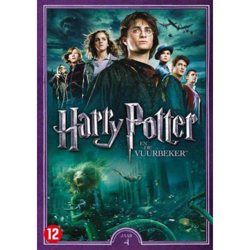 Harry Potter jaar 4 - De vuurbeker (DVD) kopen