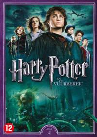 Harry Potter jaar 4 - De vuurbeker (DVD)