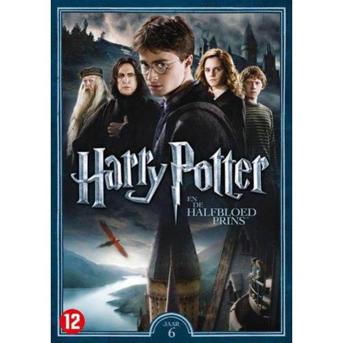 Harry Potter jaar 6 - De halfbloed prins (DVD) kopen