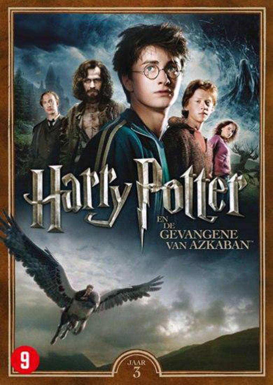 Harry Potter jaar 3 - De gevangene van Azkaban (DVD)