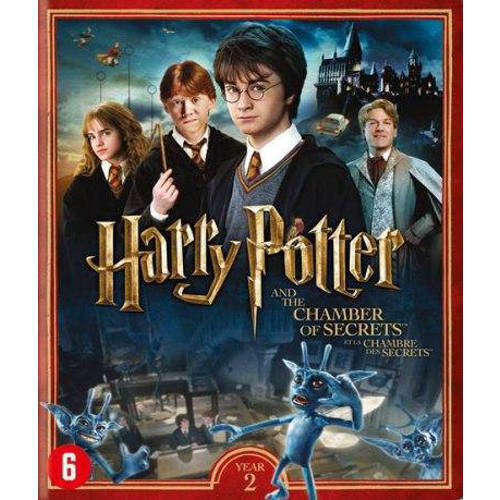 Harry Potter year 2 - The chamber of secrets (Blu-ray) kopen