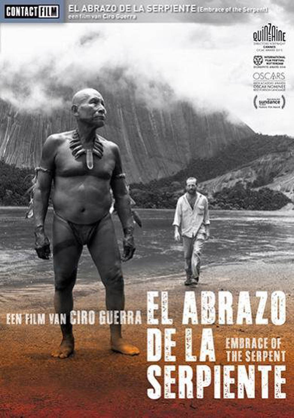 Abrazo de la serpiente (Embrace of the serpent) (DVD)