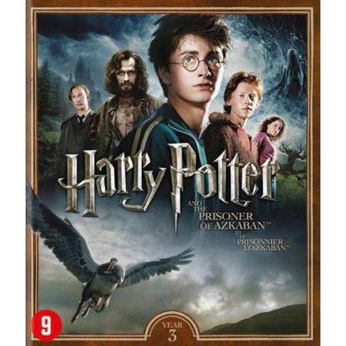 Harry Potter year 3 - The prisoner of Azkaban (Blu-ray) kopen