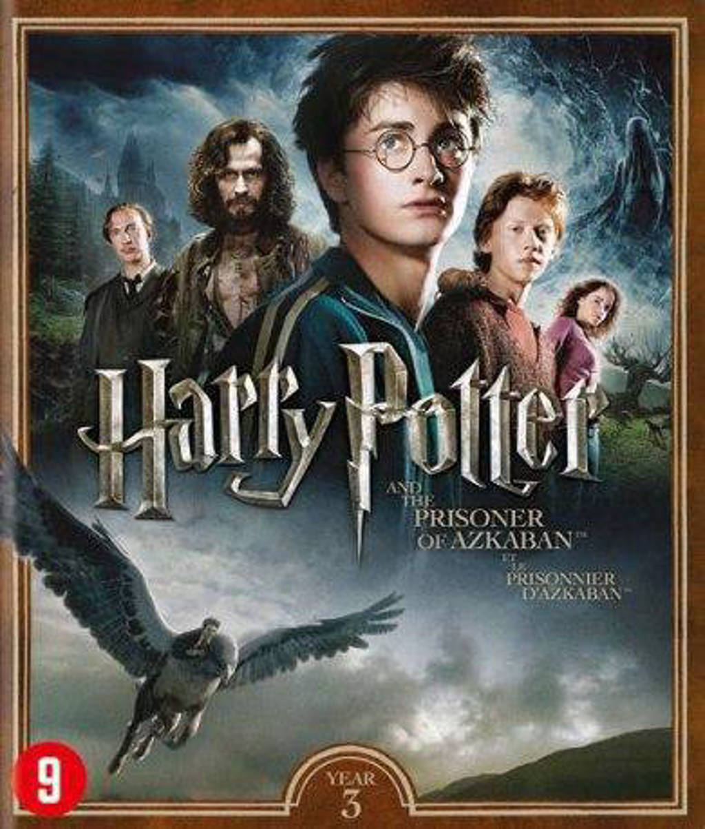 Harry Potter 3 - De gevangene van Azkaban (Blu-ray)