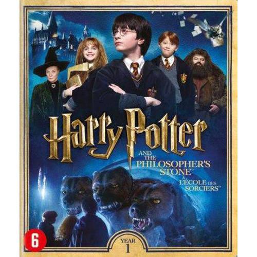 Harry Potter year 1 - The philosopher's stone (Blu-ray) kopen