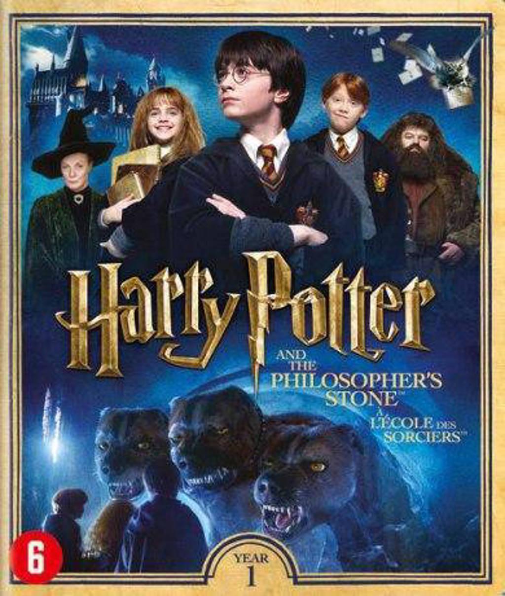 Harry Potter 1 - De steen der wijzen (Blu-ray)