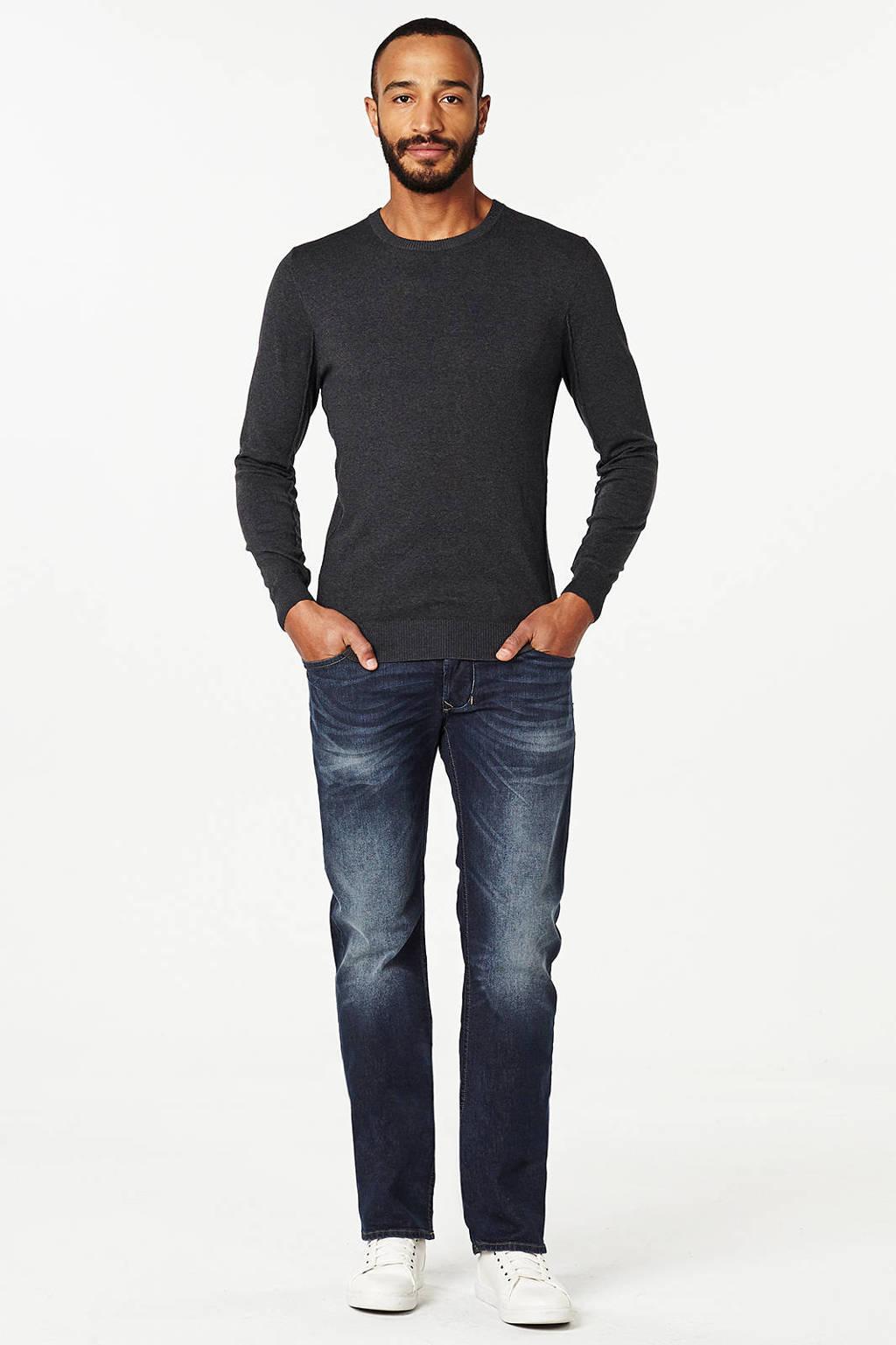 Diesel regular fit jeans Larkee, Blauw