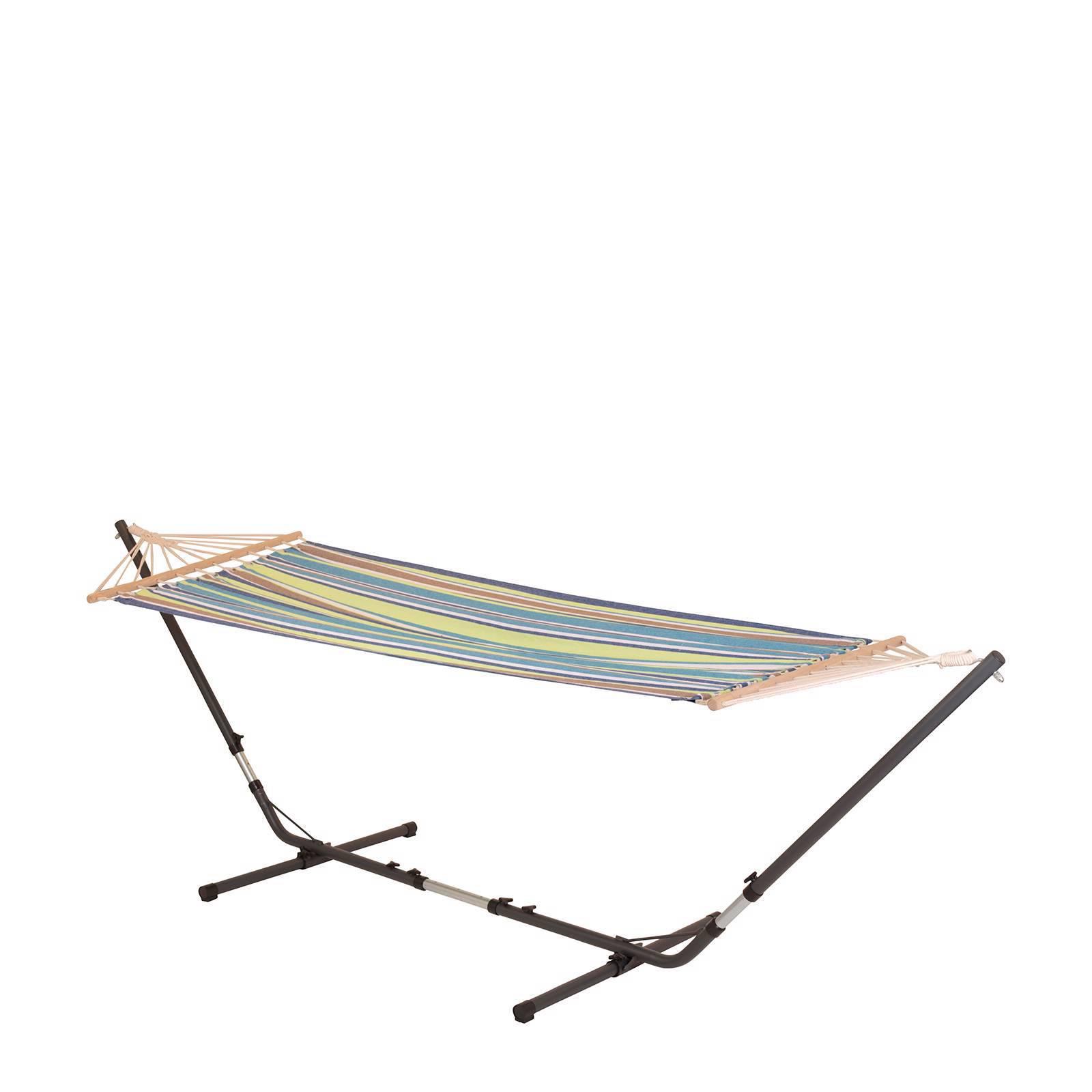 Steun Voor Hangmat.Bo Garden Hangmat Onderstel Wehkamp