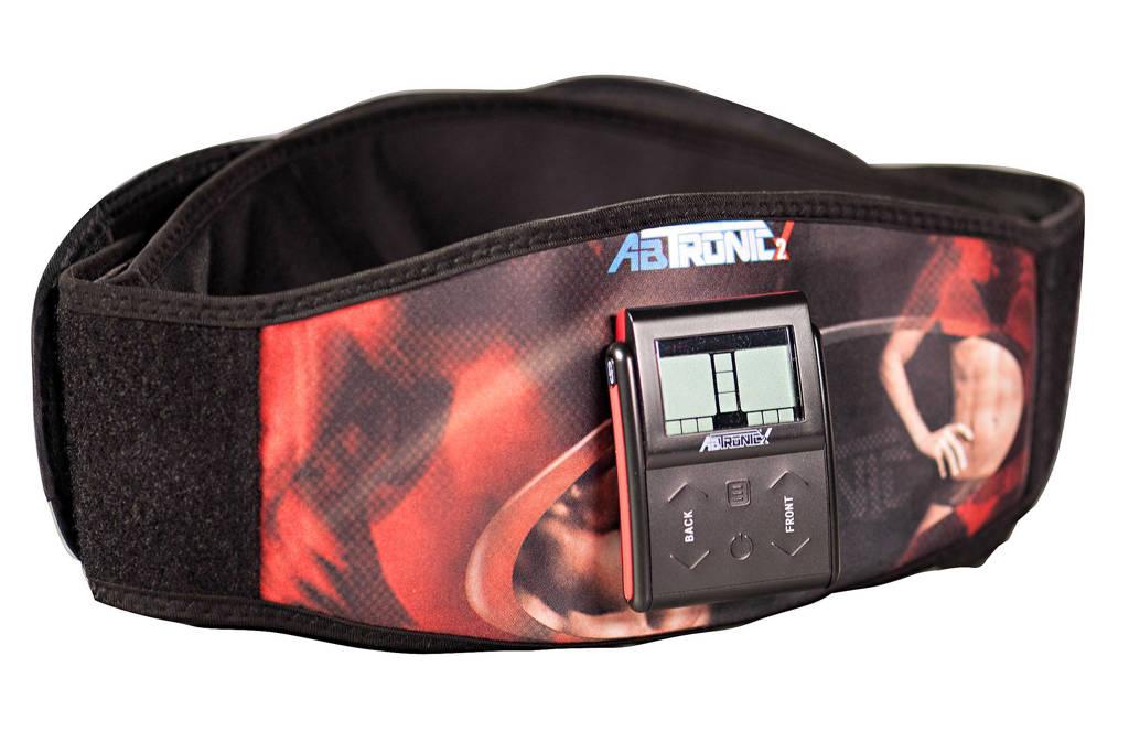 spierstimulator Abtronic X2, Zwart