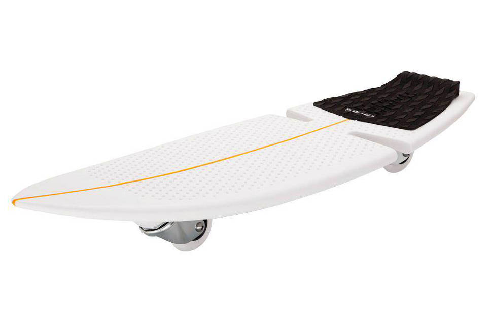 Razor Ripsurf waveboard, Zwart