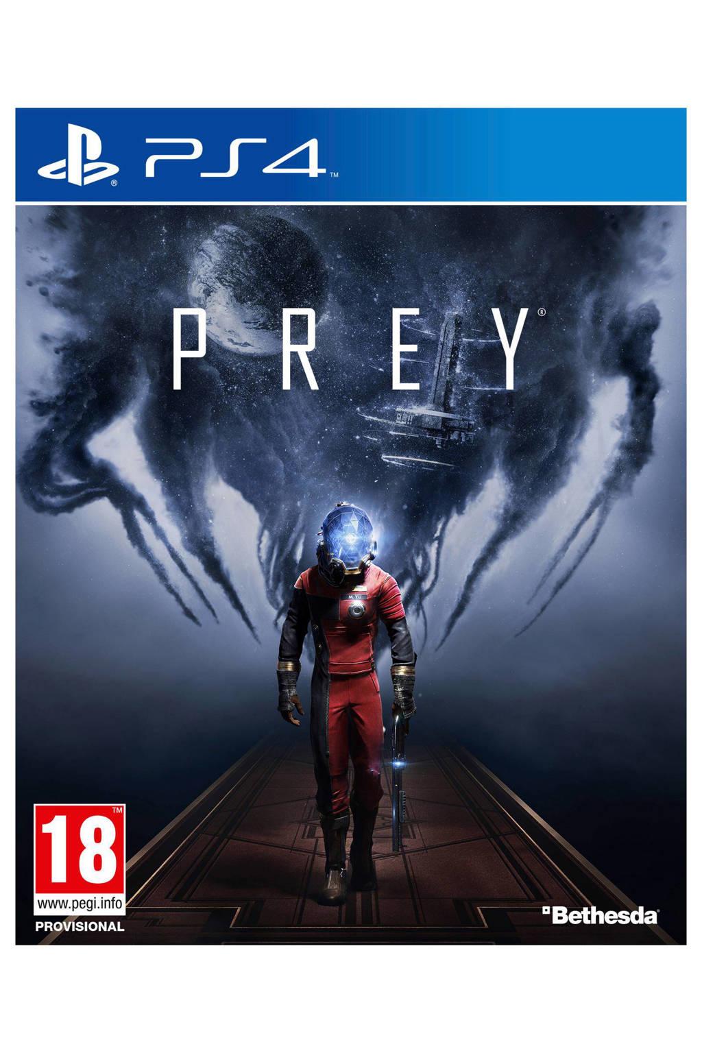 Prey (PlayStation 4), Sony PlayStation 4