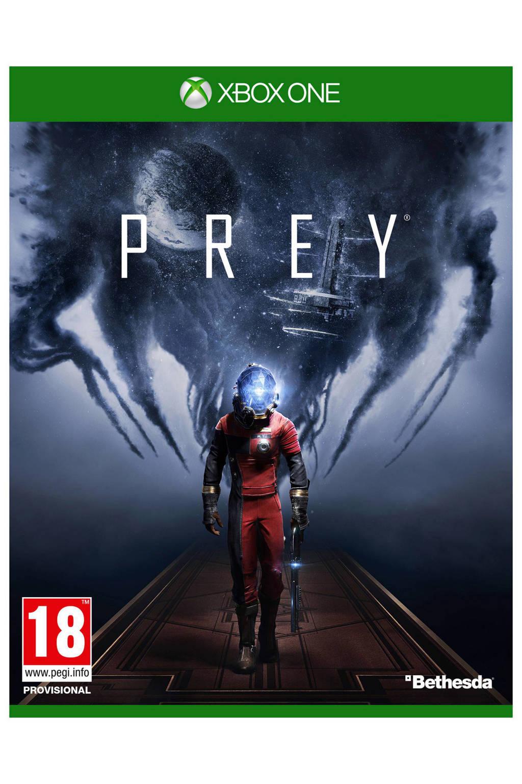 Prey (Xbox One), Microsoft X-Box One