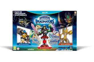 Skylanders Imaginators (Nintendo Wii U)
