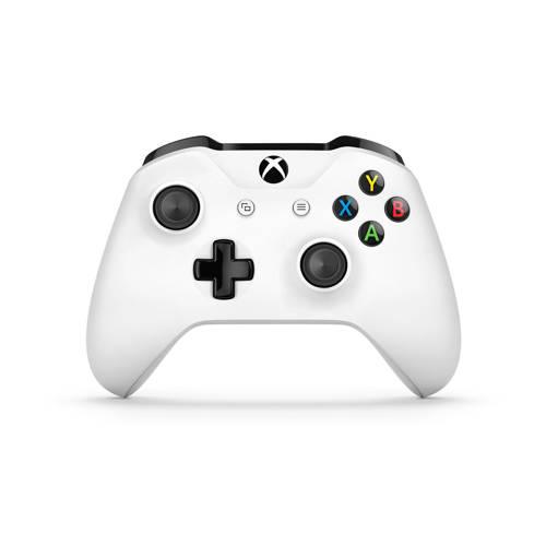 Microsoft Xbox One S draadloze controller wit kopen