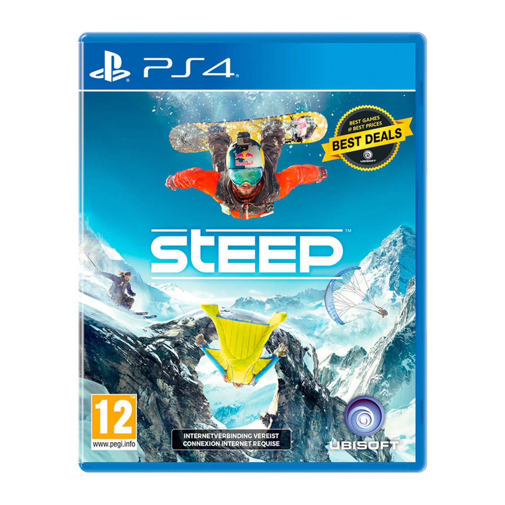 Steep (PlayStation 4), Sony PlayStation 4
