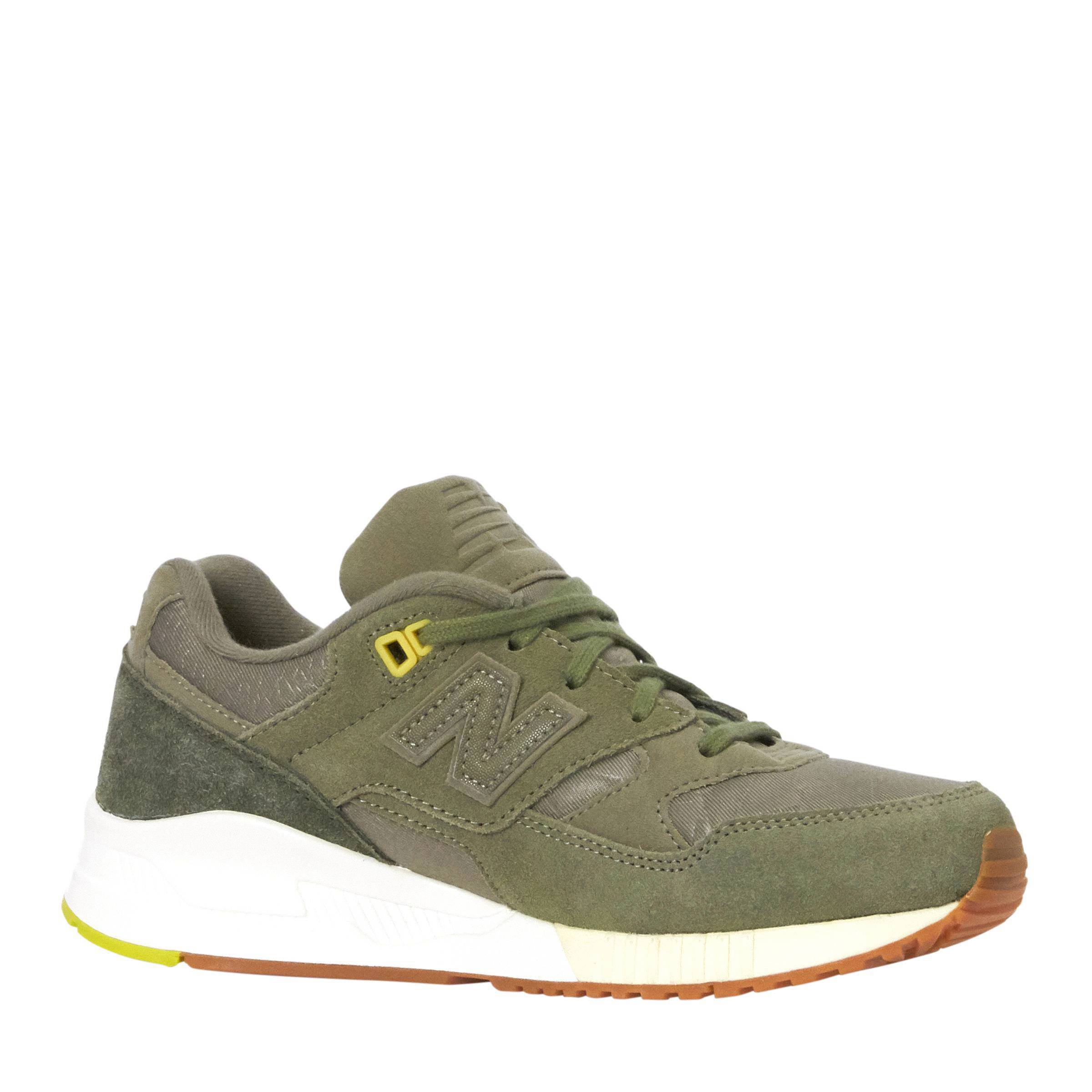 new balance 530 dames groen