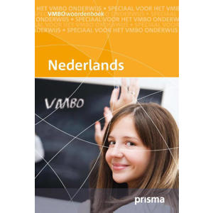 Prisma vmbo woordenboek Nederlands - Martha Hofman