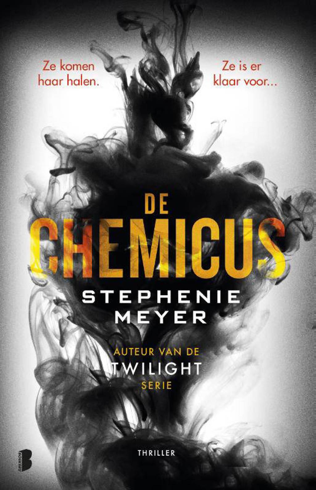 De chemicus - Stephenie Meyer