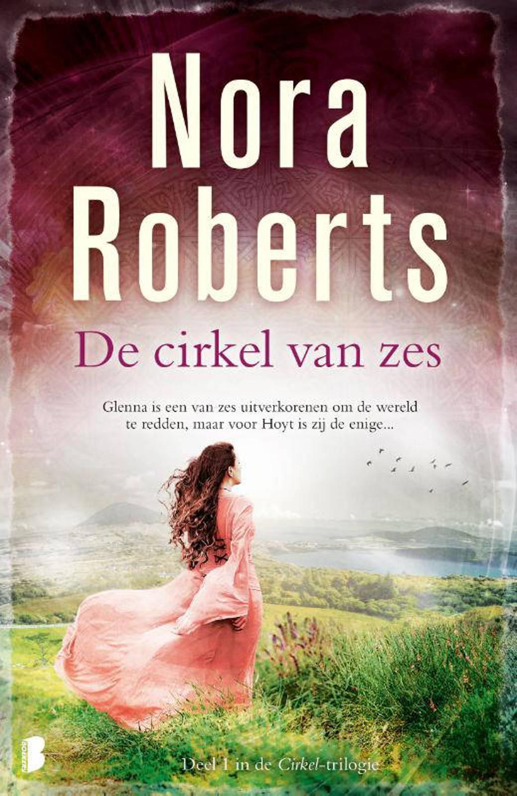 Cirkel: De cirkel van zes - Nora Roberts