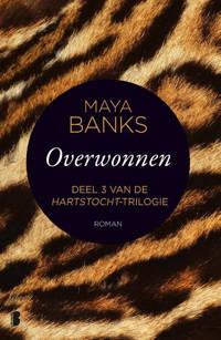 Hartstocht: Overwonnen - Maya Banks