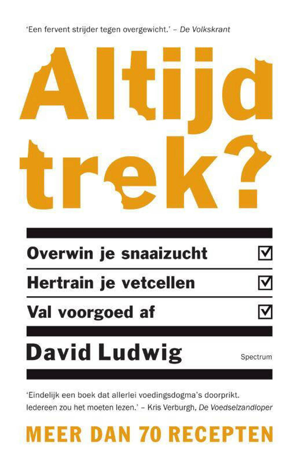 Altijd trek? - David Ludwig