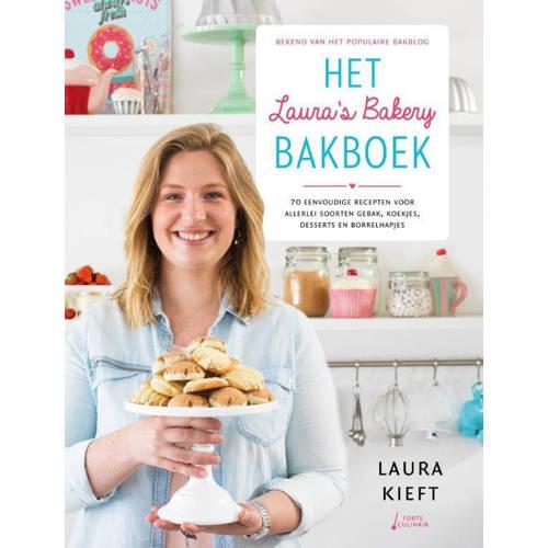 Het Laura???s bakery bakboek - Laura Kieft
