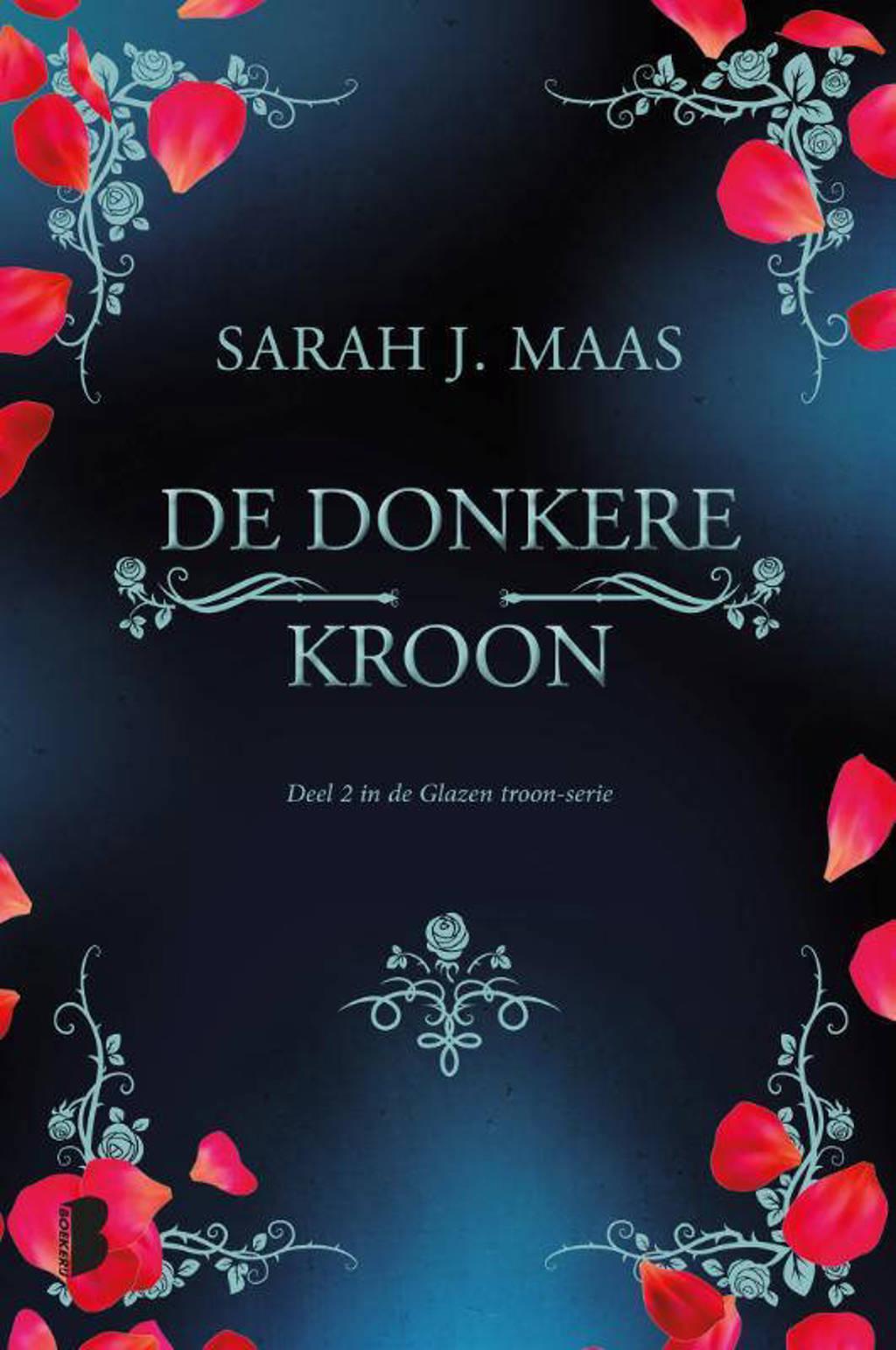 Glazen troon: De donkere kroon - Sarah J. Maas