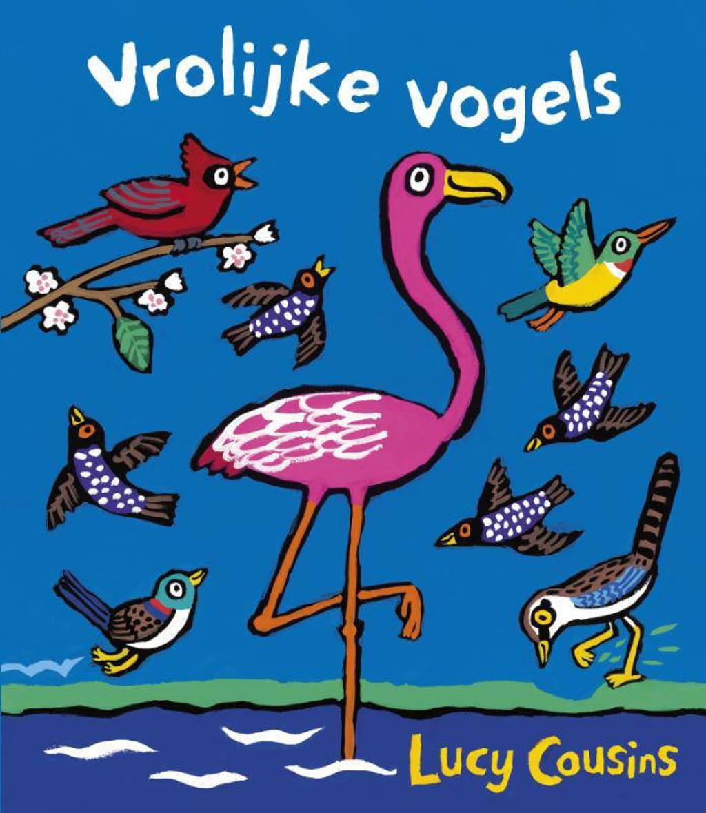 Vrolijke vogels - Lucy Cousins