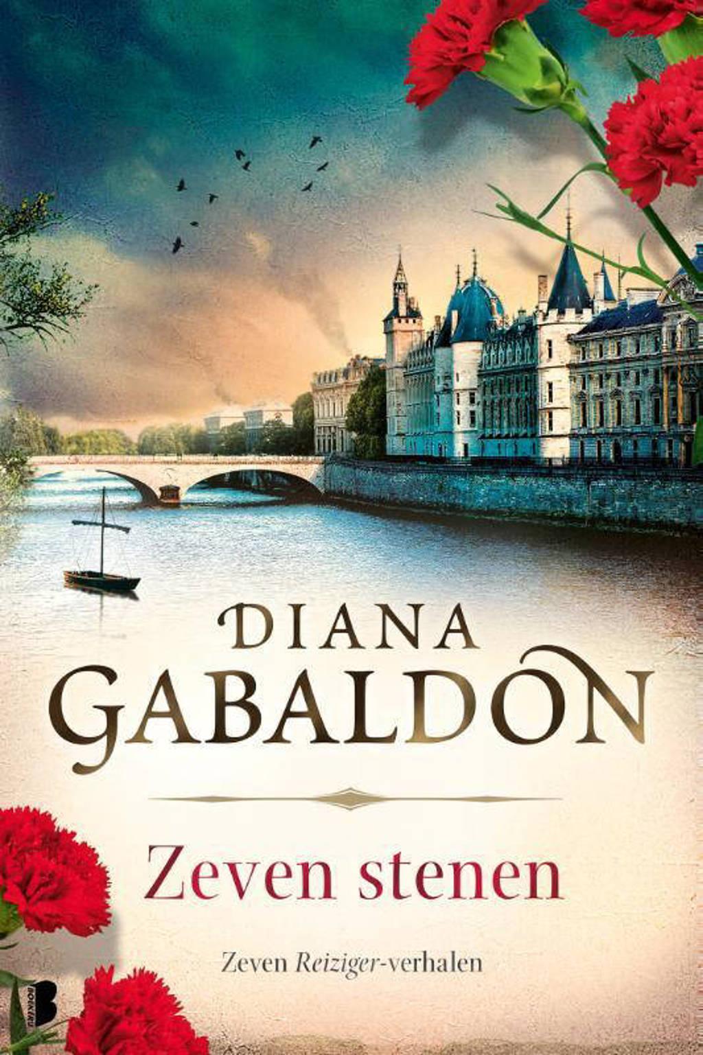 Reiziger: Zeven stenen - Diana Gabaldon