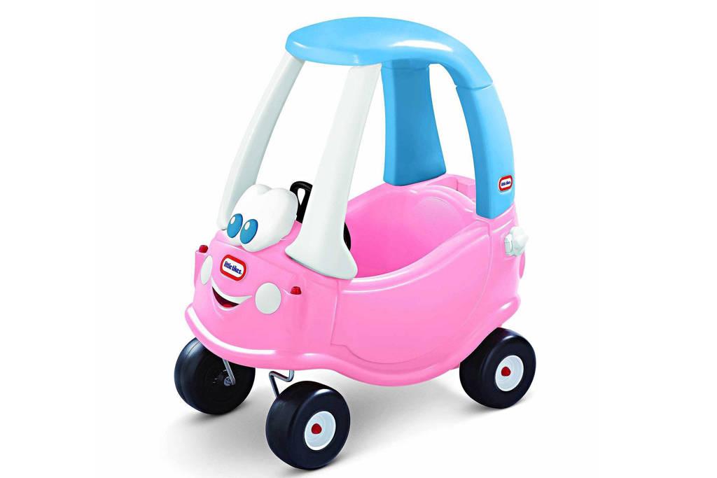 Little Tikes  loopauto, Roze/blauw