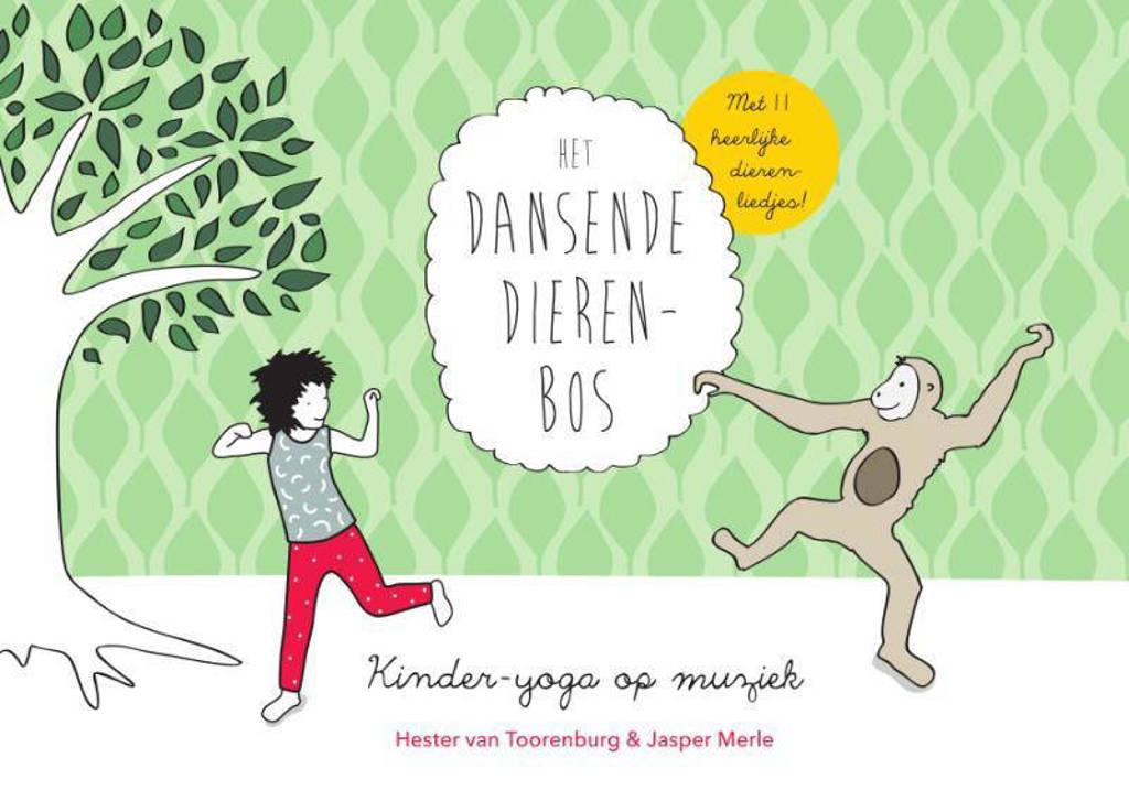 Het dansende dierenbos - Jasper Merle en Hester van Toorenburg