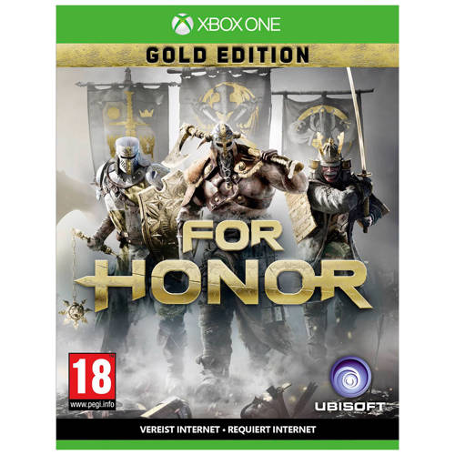 For Honor - Gold edition (Xbox One) kopen
