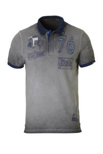 Shockly regular fit polo (heren)