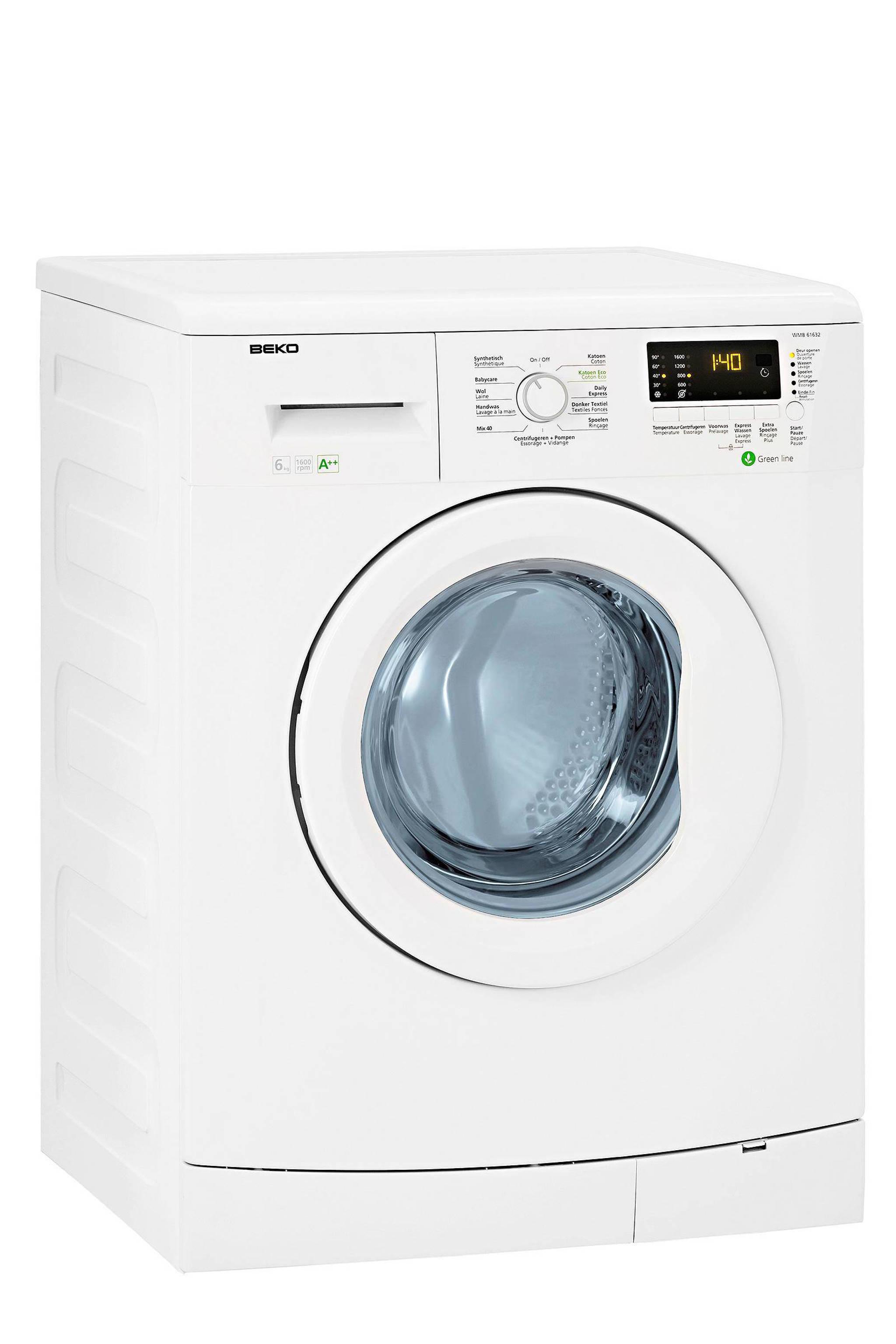 Super Beko WMB 61632 wasmachine   wehkamp II39