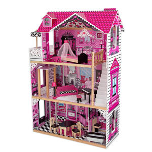 houten Amelia poppenhuis