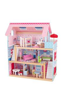 houten Chelsea poppenhuis