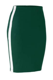 rok met contrasterende zij-streep