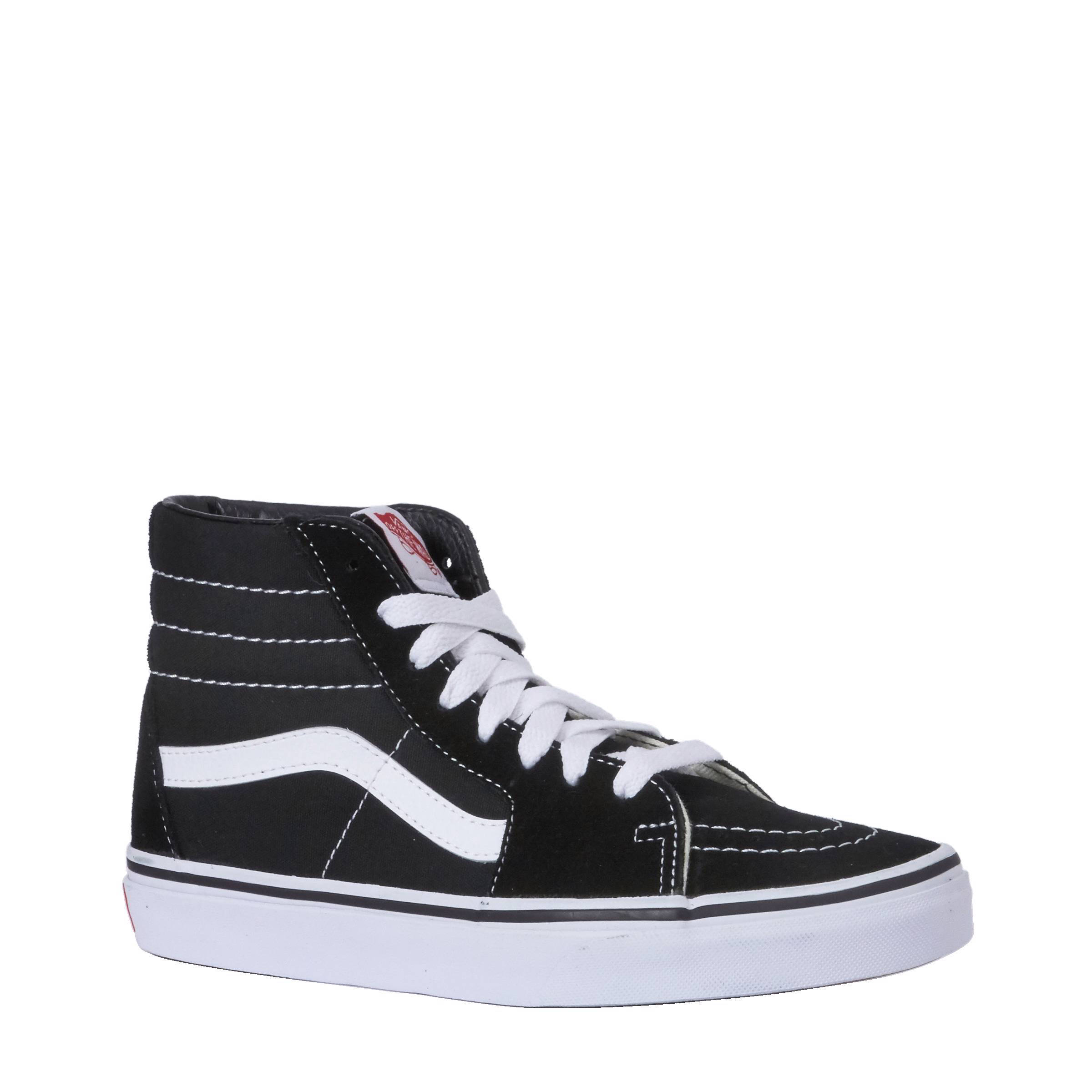 vans old skool high dames