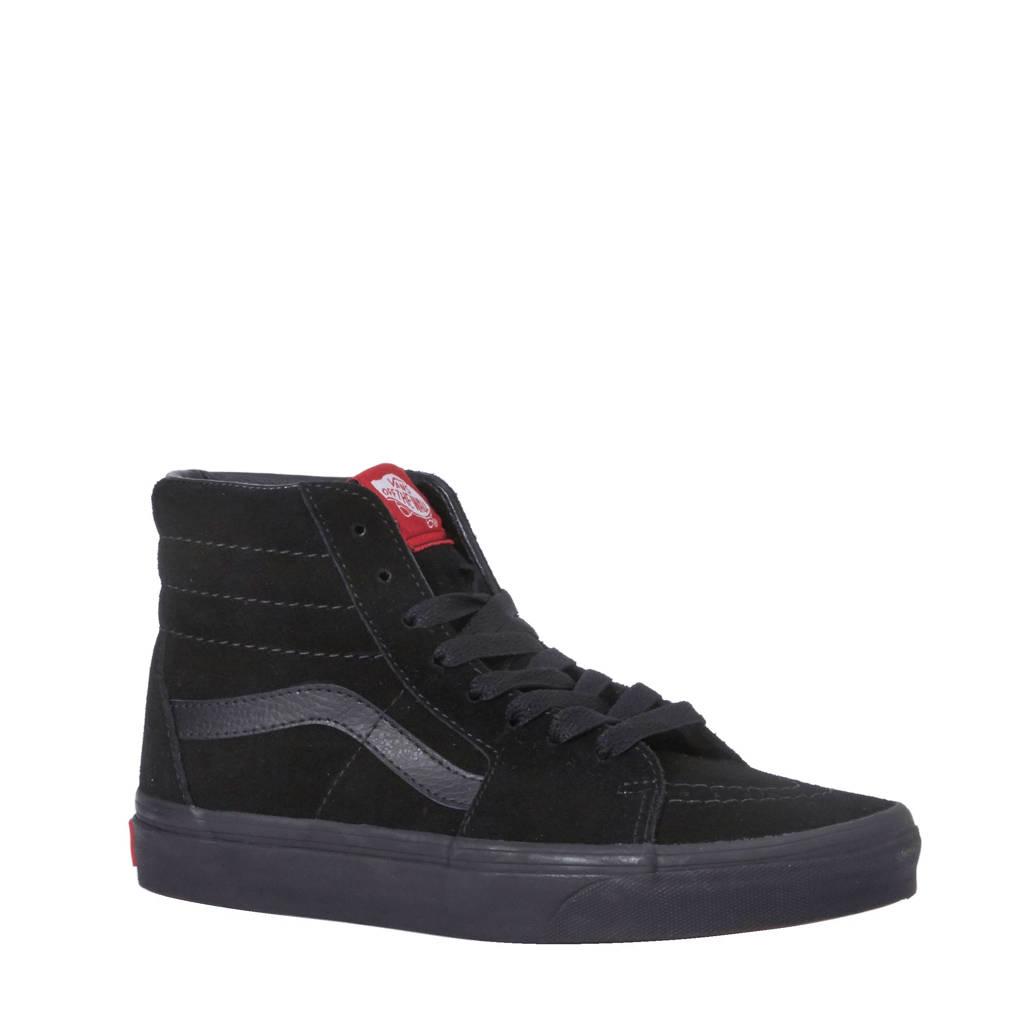 VANS Sk8-HI   sneakers zwart, Zwart/Zwart