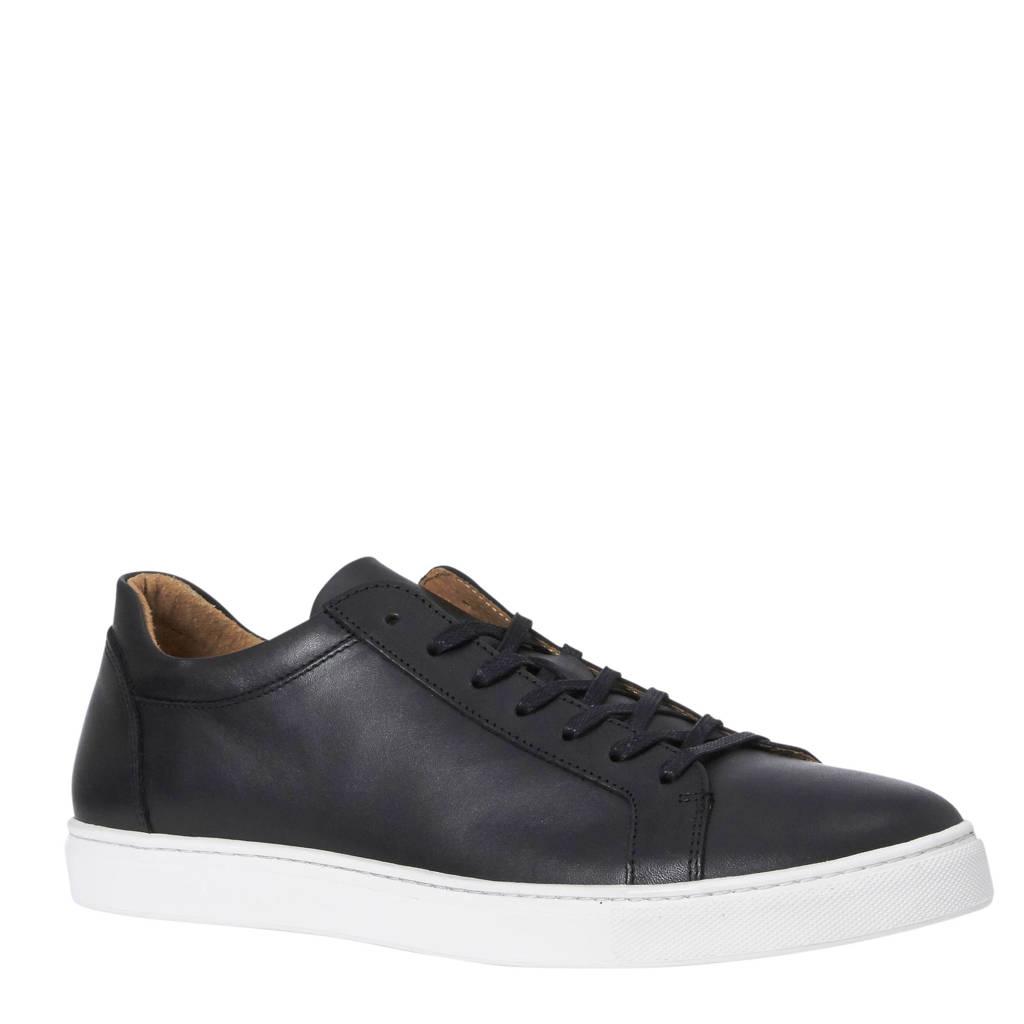 SELECTED HOMME   sneaker, Zwart