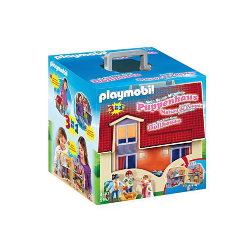 Playmobil 5167 Meeneem Poppenhuis