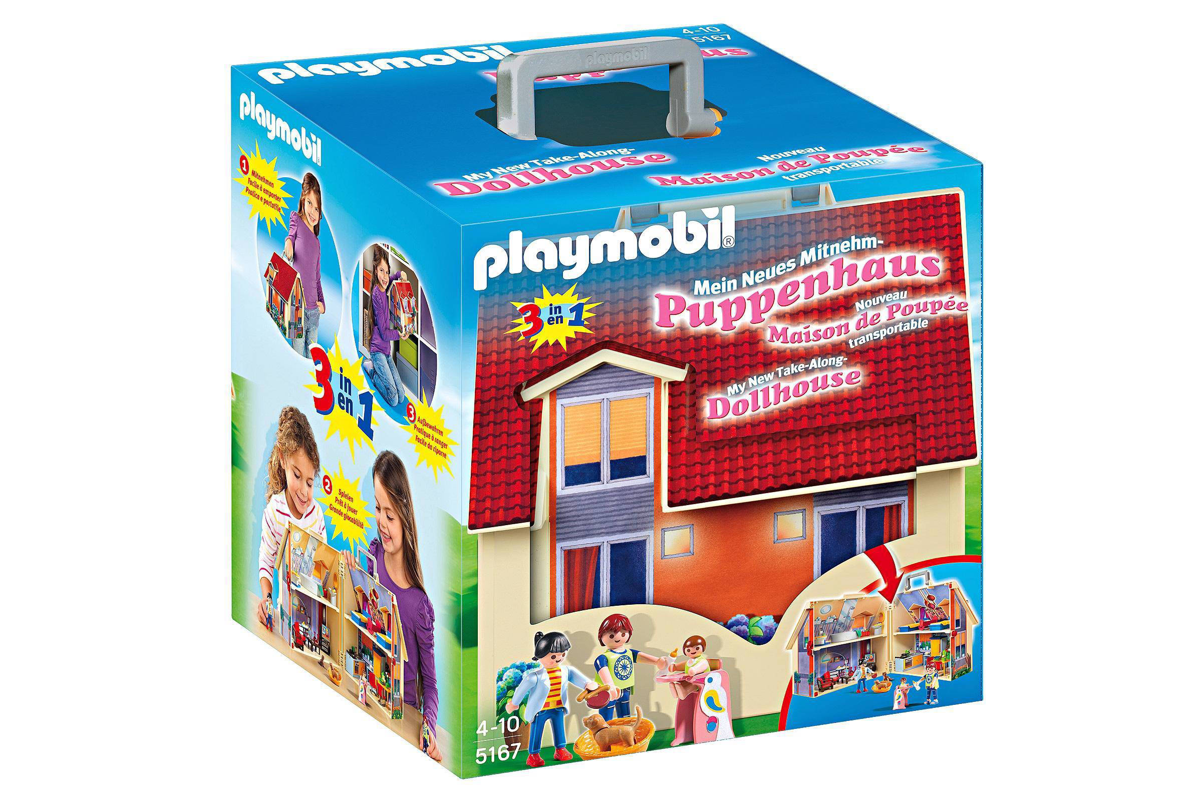 Playmobil Dollhouse bij wehkamp - Gratis bezorging vanaf 20.-