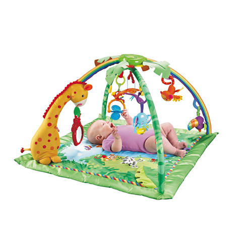 Fisher-Price Regenwoud Baby Gym