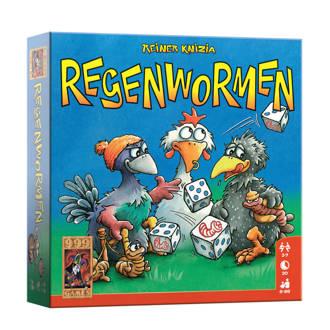 Regenwormen kaartspel