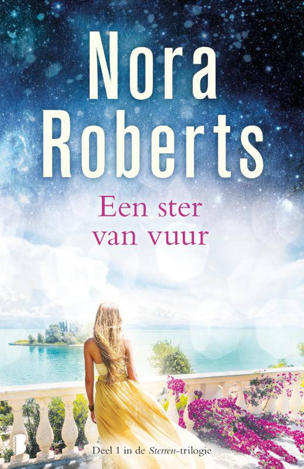 Sterren: Een ster van vuur - Nora Roberts