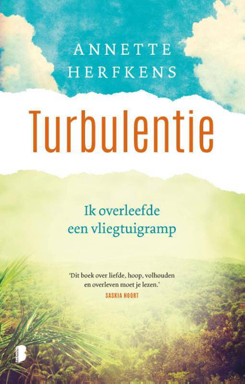 Turbulentie - Annette Herfkens