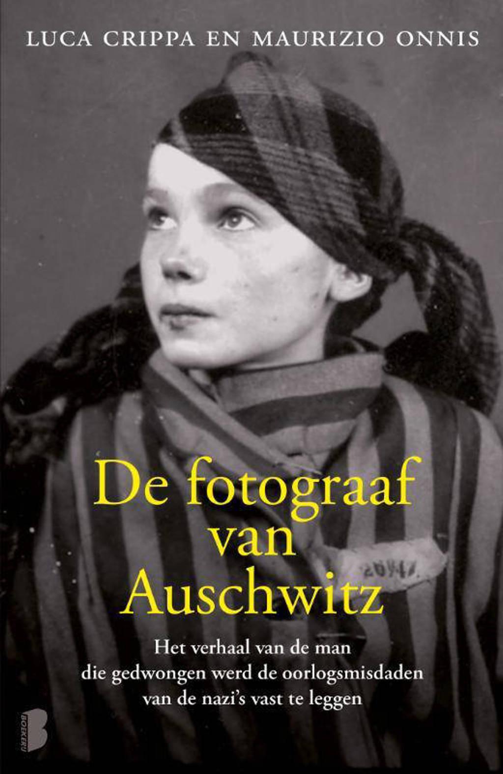 De fotograaf van Auschwitz - Luca Crippa en Maurizio Onnis