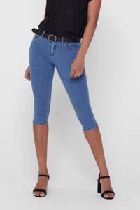 ONLY capri jeans, Blauw